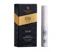 DSD de Luxe Сыворотка для роста ресниц 3.4.6