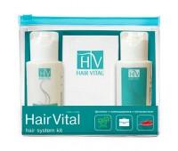 Hair Vital Дорожный набор для сухих, окрашенных и поврежденных волос